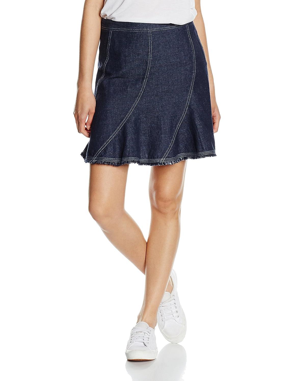 Hilfiger Denim Damen Rock Thdw Short Skirt 1