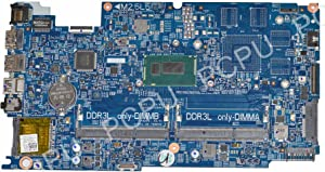 XGD21 Dell Inspiron 15 7537 Laptop Motherboard w/ i7-4510U 2GHz CPU