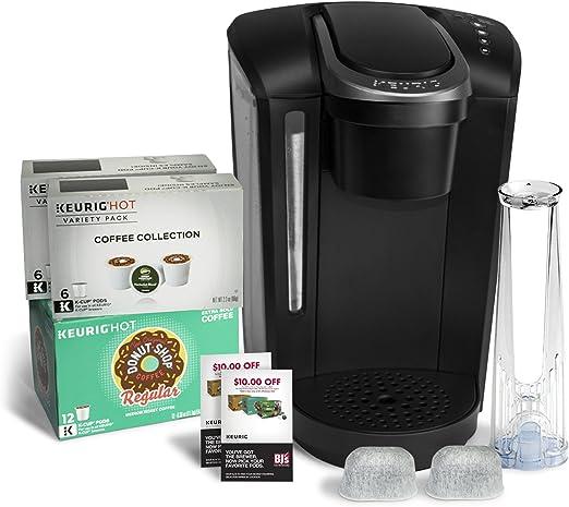 Amazon.com: Cafetera Keurig, Negro 2: Kitchen & Dining