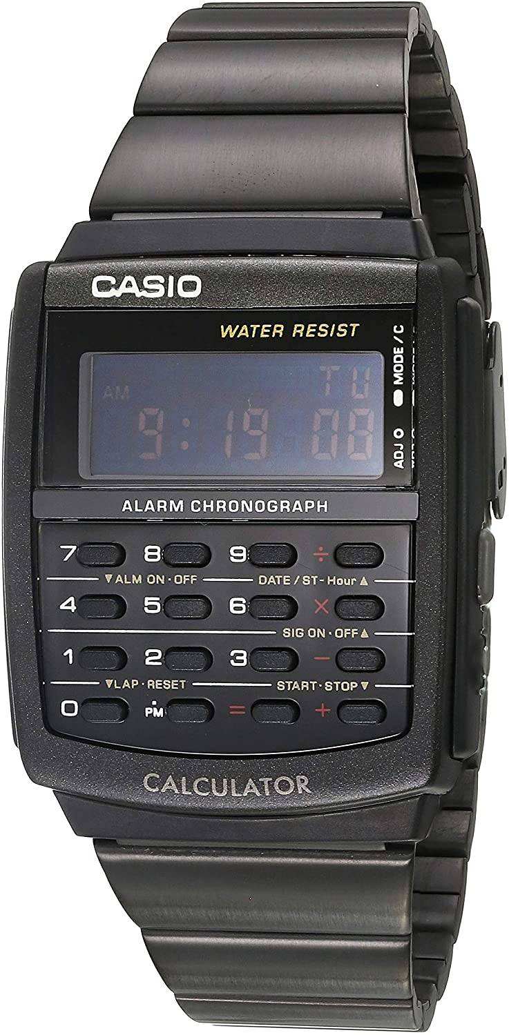 Best watch with calculator 2020