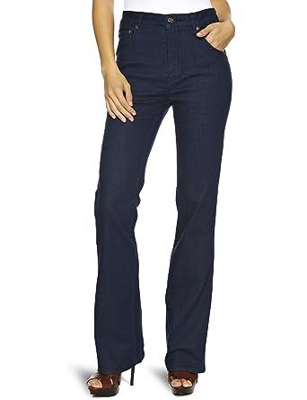 01997683 Wizard Jeans Zara Boot Cut Women's Jeans Dark Blue W28 INxL33 IN ...