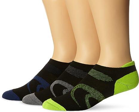 longitud Recomendado objetivo  Amazon.com : ASICS Intensity Single Tab Socks (3-Pack) : Clothing