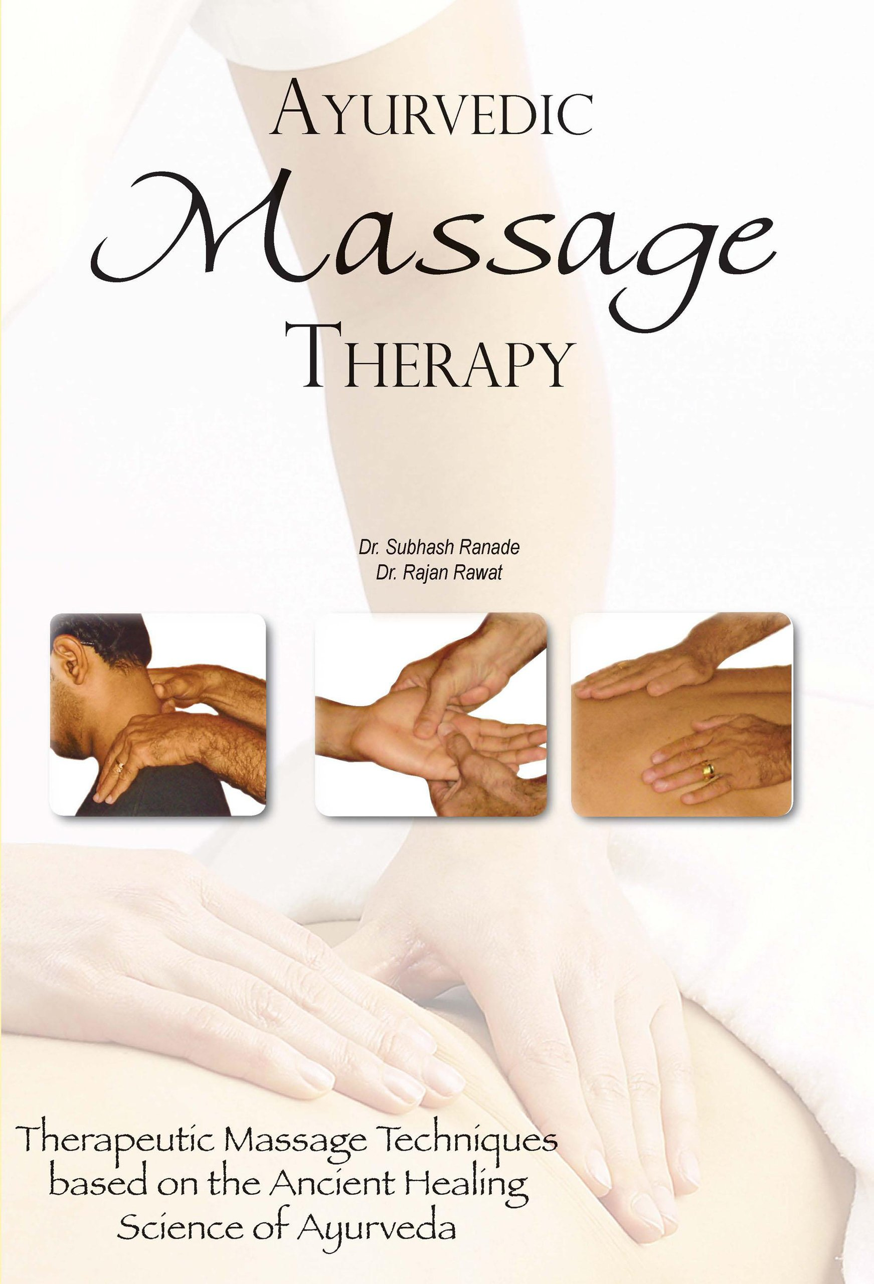 Ayurvedic Massage Therapy Therapeutic Techniques product image