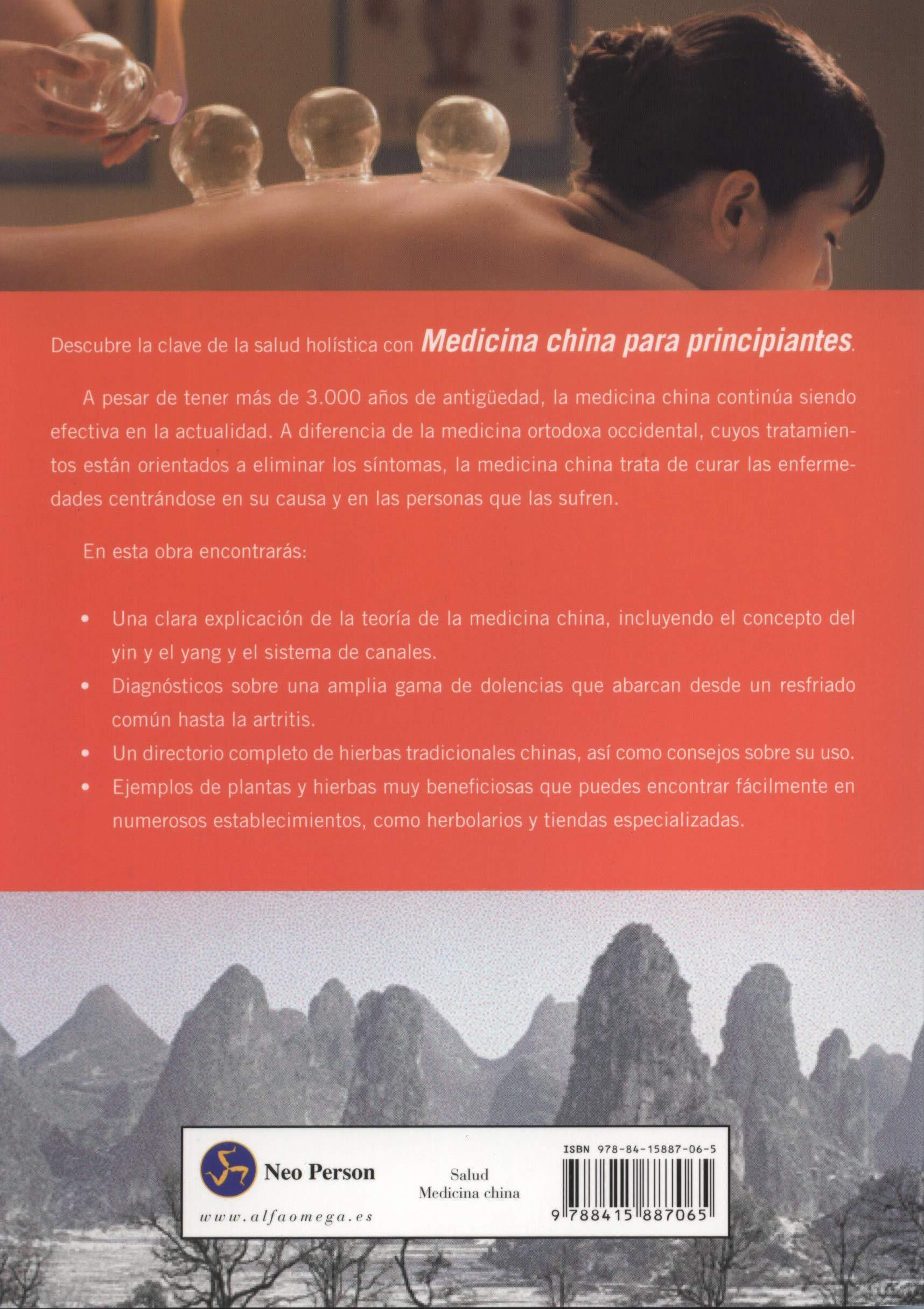 Medicina china para principiantes : los principios y la ...