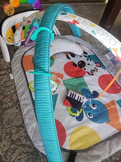 Baby Einstein 4-in-1 Kickin' Tunes Music Activity Gym Play Mat Love it!