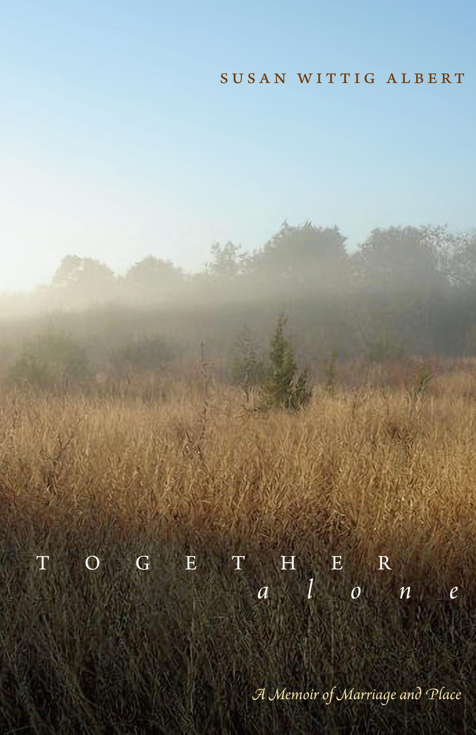 Download Together, Alone: A Memoir of Marriage and Place pdf