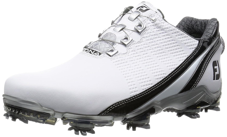 [フットジョイ] FootJoy ゴルフシューズ DNABoa B016NQSF2Y 27.0 cm Wide ホワイト/ブラック