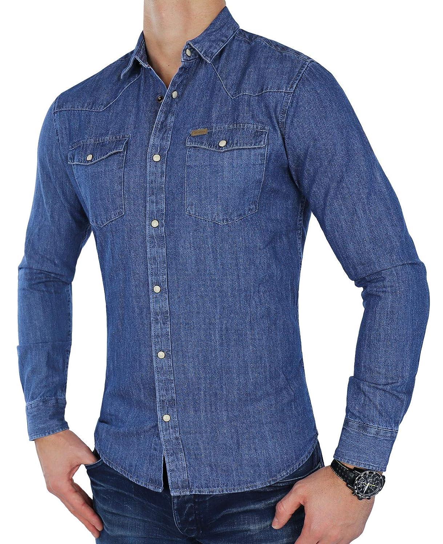 Only /& Sons Uomo Jeans Camicia onsmourinho