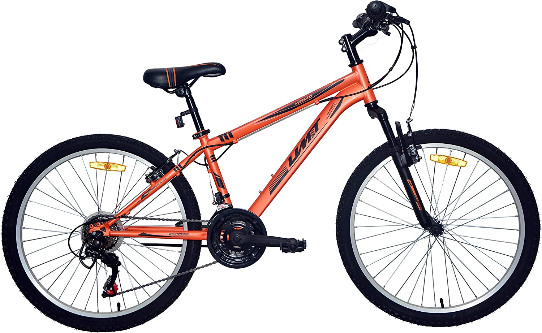 Umit Bicicleta 24 Pulgadas XR-240 Naranja, Partir de 9 años, con ...