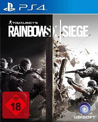Rainbow six siege amazon