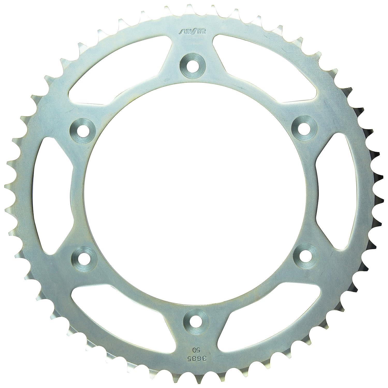 Sunstar 2-231146 46-Teeth 428 Chain Size Rear Steel Sprocket