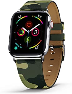 Wildflower Limited Edition Apple Watch Band - 42mm/44mm Case (Green Camo)