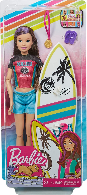 Amazon.es: Barbie Dreamhouse Adventures, Skipper Hora del Surf ...