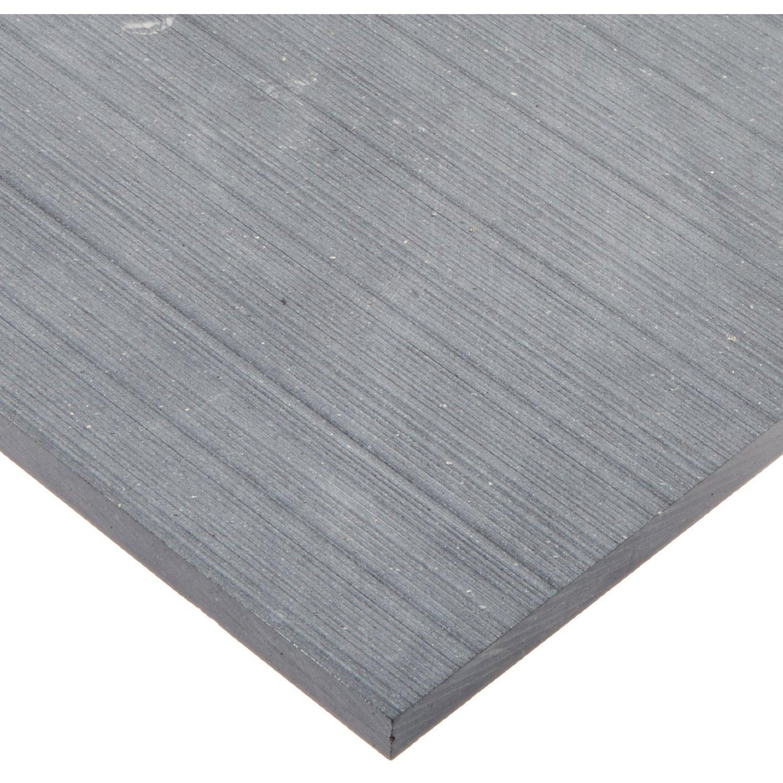 Lava, Alumina Silicate Ceramic, Sheet, Opaque Gray, 6' Length, 6' Width, Thickness 2' 6 Length 6 Width Thickness 2 Maryland Lava Company