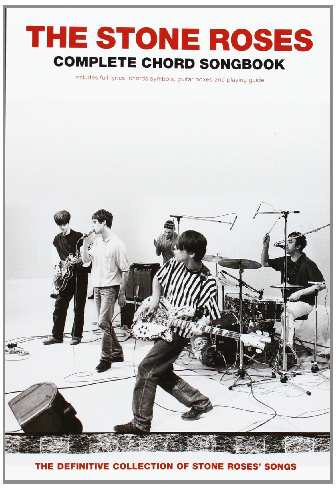 Oasis Complete Chord Songbook 2009 Revised Edition Lc Amazon