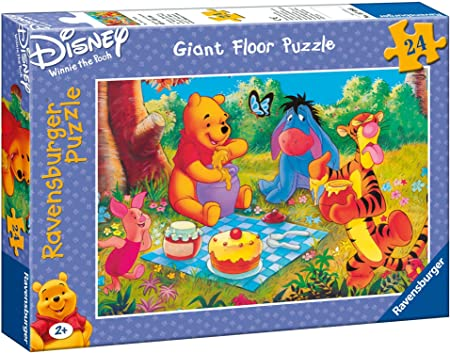 Winnie the Pooh - Puzzle de 24 piezas (Ravensburger 07086 2)