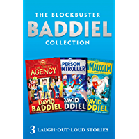 The Blockbuster Baddiel Collection: The Parent Agency; The Person Controller; AniMalcolm