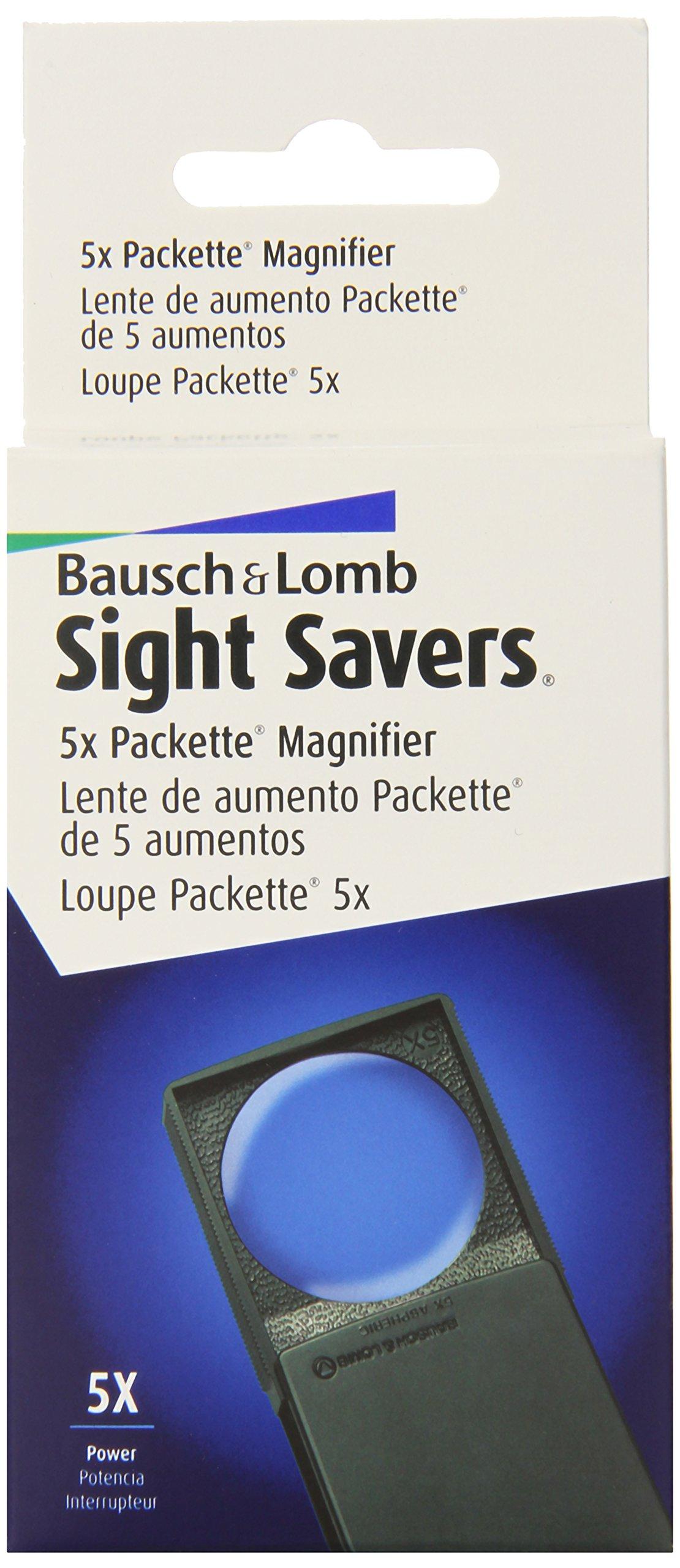Bausch & Lomb Aspeheric Packette, 5x