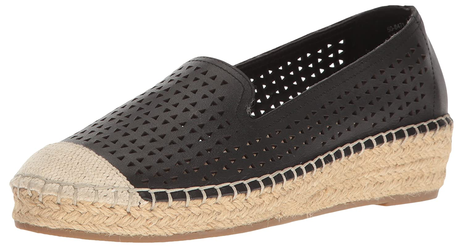 Bella Vita Women's Channing Ballet Flat B01N0FH5KB 10 2W US|Black