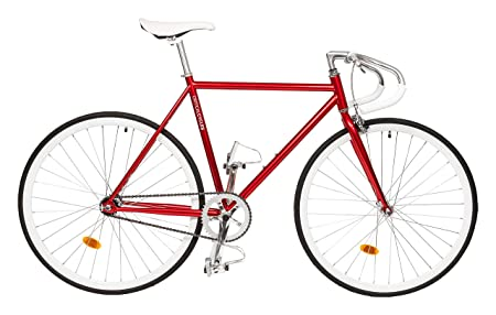 side facing critical cycles classic road bike