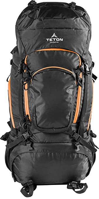 Amazon.com : TETON Sports Grand 5500 Backpack; Ultralight ...