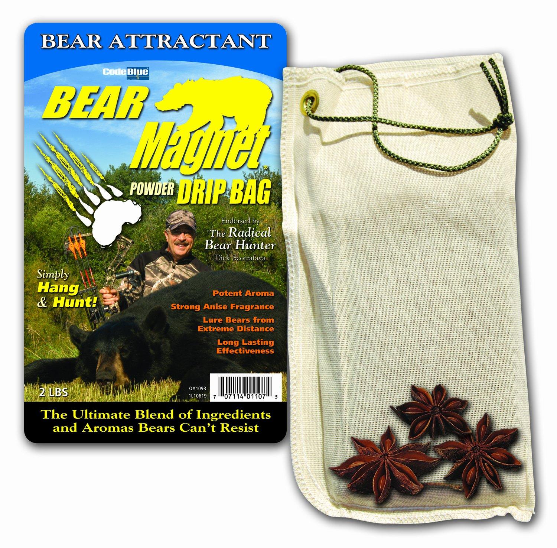 Code Blue Bear Magnet Drip Bag 2-Pounds