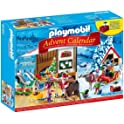 Playmobile Santa's Workshop Advent Calendar