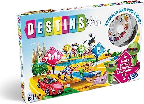 Hasbro The Game of Life Viajes/Aventuras Niños y Adultos - Juego ...