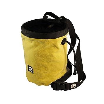 Charko WMCBNATU015 - Bolsa de magnesio, Color Amarillo: Amazon.es: Zapatos y complementos