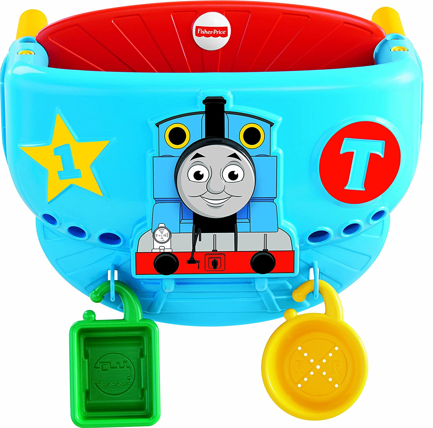 Thomas & Friends Bath Toy Storage: Amazon.co.uk: Baby