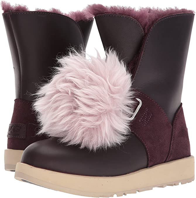 UGG Stivali Isley Waterproof Port Viola: Amazon.it