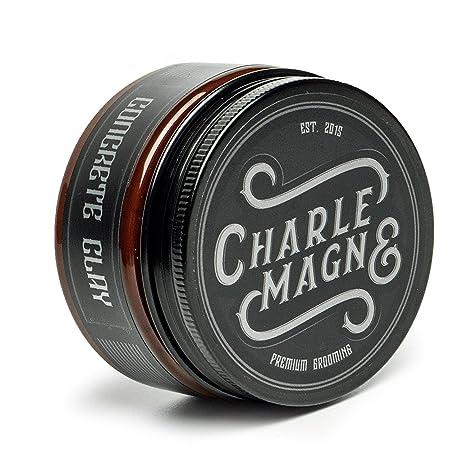"""Cera para el cabello """"Concrete clay"""" de Charlemagne, 100 ml, no"""