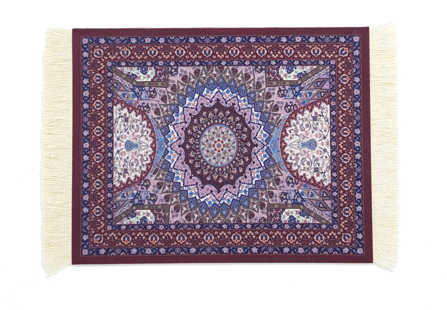 Oriental Rug Mouse Pads, SUPCOW Persian Style Fabric Mouse Place Mat