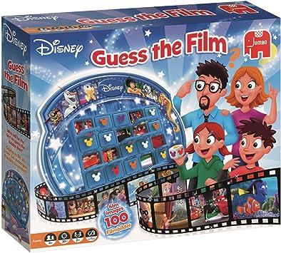 Disney Guess The Film Niños y Adultos Juegos de Preguntas - Juego de Tablero (Juegos de Preguntas, Niños y Adultos, 30 min, Niño/niña, 4 año(s), China): Amazon.es: Juguetes y juegos