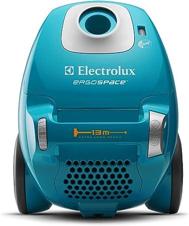 Electrolux ZE346B - Aspirador (con cepillo para parqué), color azul: Amazon.es: Hogar