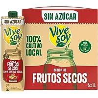 Vivesoy Frutos Secos sin Azúcar (pack
