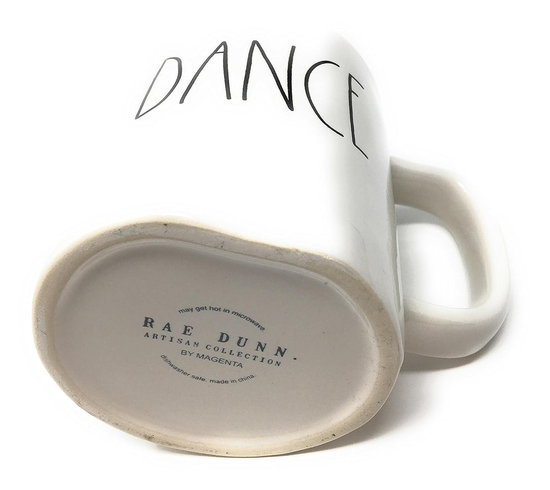 f220ca3c0da Amazon.com: Rae Dunn Coffee Cup / Mug By Magenta: Kitchen & Dining