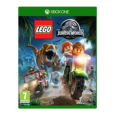 LEGO Jurassic World (Xbox One): Video Games