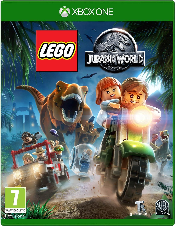 LEGO Jurassic World [Importación Inglesa]: Amazon.es: Electrónica