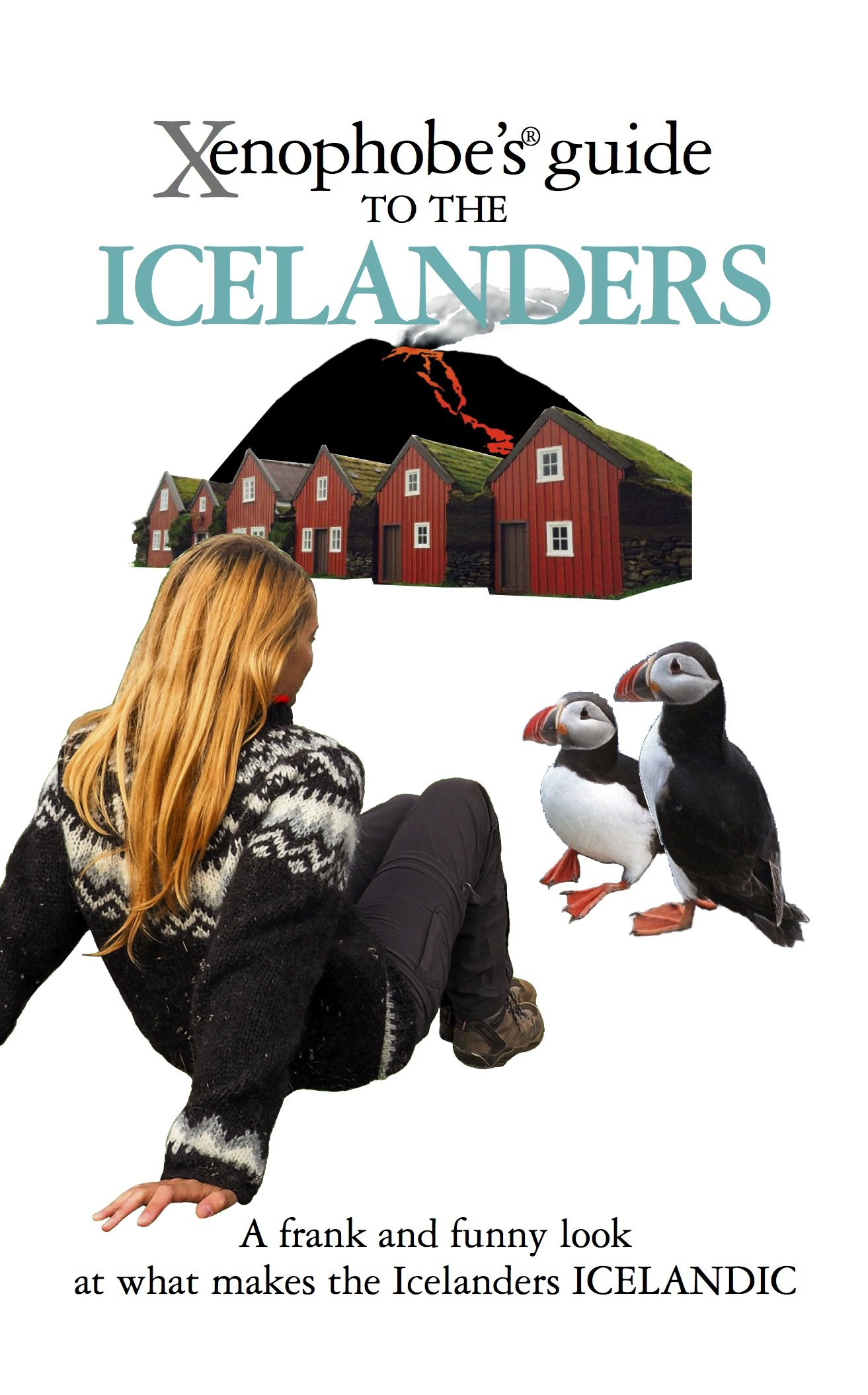 Read Online Xenophobe's Guide to the Icelanders pdf epub