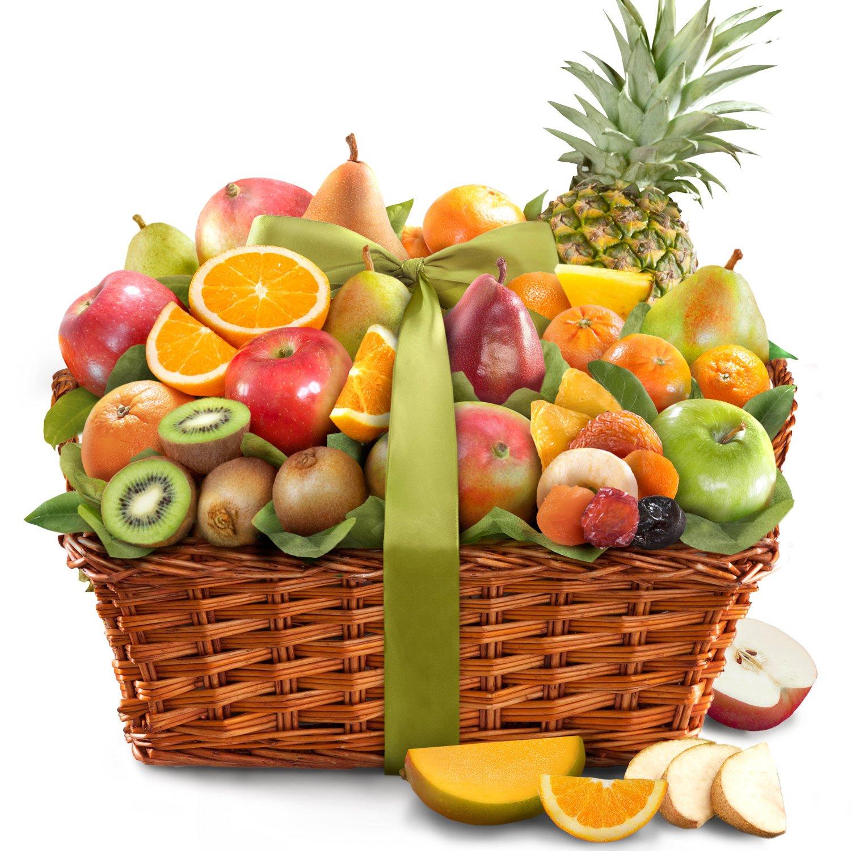 Golden State Fruit Basket, California Tropics