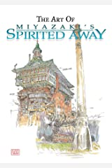 The Art of Spirited Away Hardcover