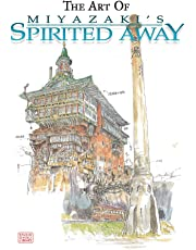 The Art of Miyazaki's Spirited Away (Studio Ghibli Library)