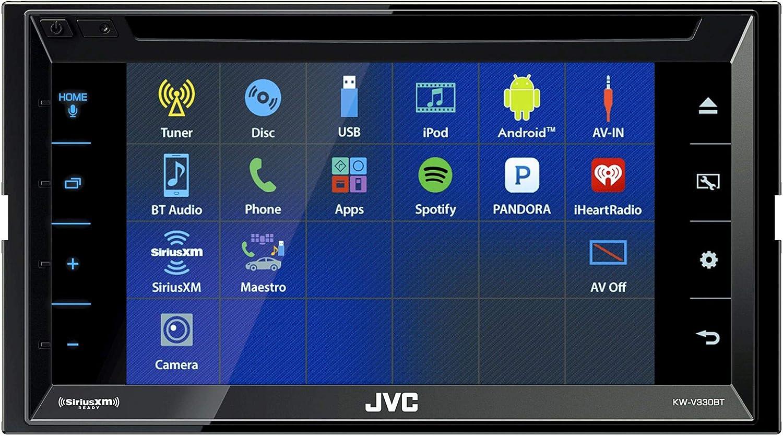 LICENSE REAR VIEW //REVERSE //BACK UP CAMERA FOR JVC KW-V330BT KWV330BT