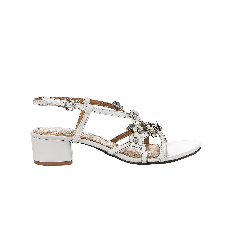 Miglio Nu Pieds Femme Blanc Nu Verni Pieds Verni Blanc 58fb252 - shopssong.space