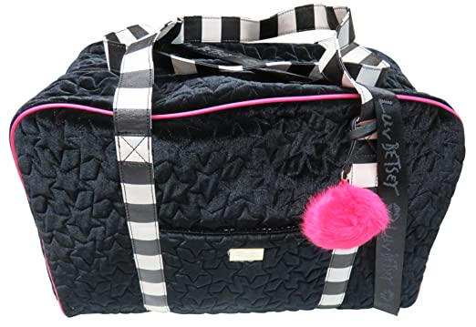 Amazon Betsey Johnson Luv Betsey Womens Lbc Crush Quilted