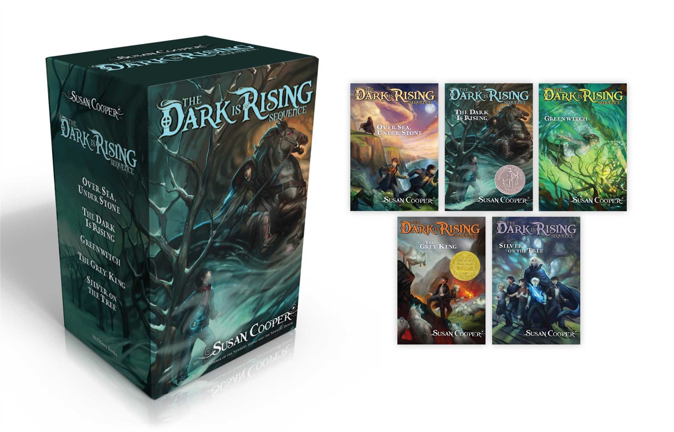 The Dark Is Rising Sequence: O...