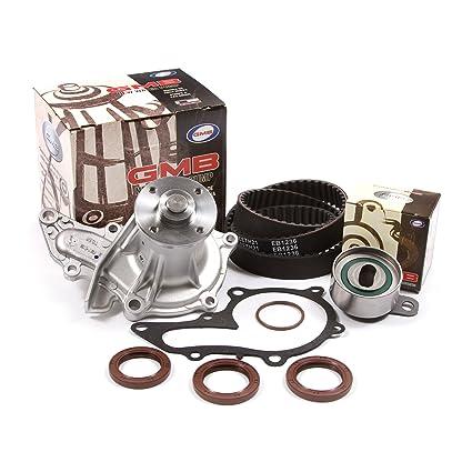Amazon.com: 93-97 Geo Toyota 1.6 DOHC 16V 4AFE Timing Belt Kit GMB Water Pump: Automotive