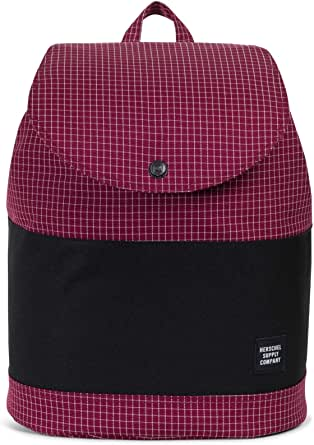 Herschel Supply Co. Reid Backpack, Windsor Wine Grid/Black