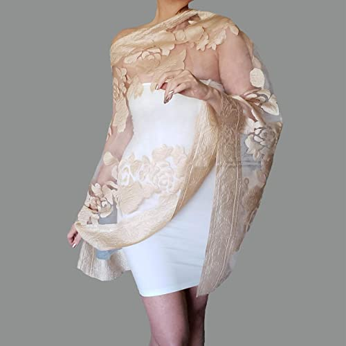 Mother of the Bride Wedding Shawls